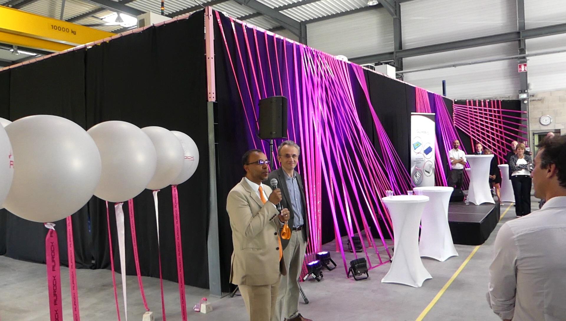 N. Jussien – Directeur IMT Mines Albi, T. Cutard – Directeur ICA Albi
