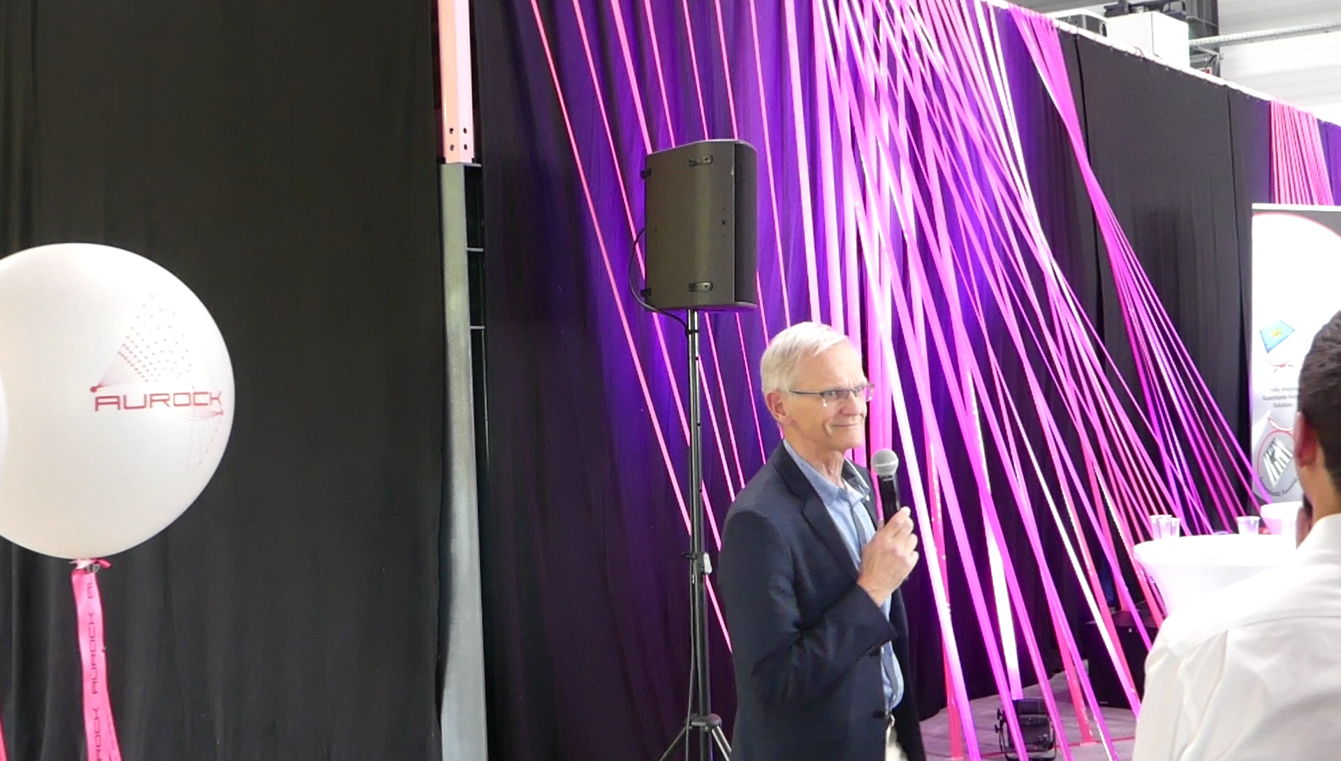 JM. Vigroux, Président De Tarn Entreprendre