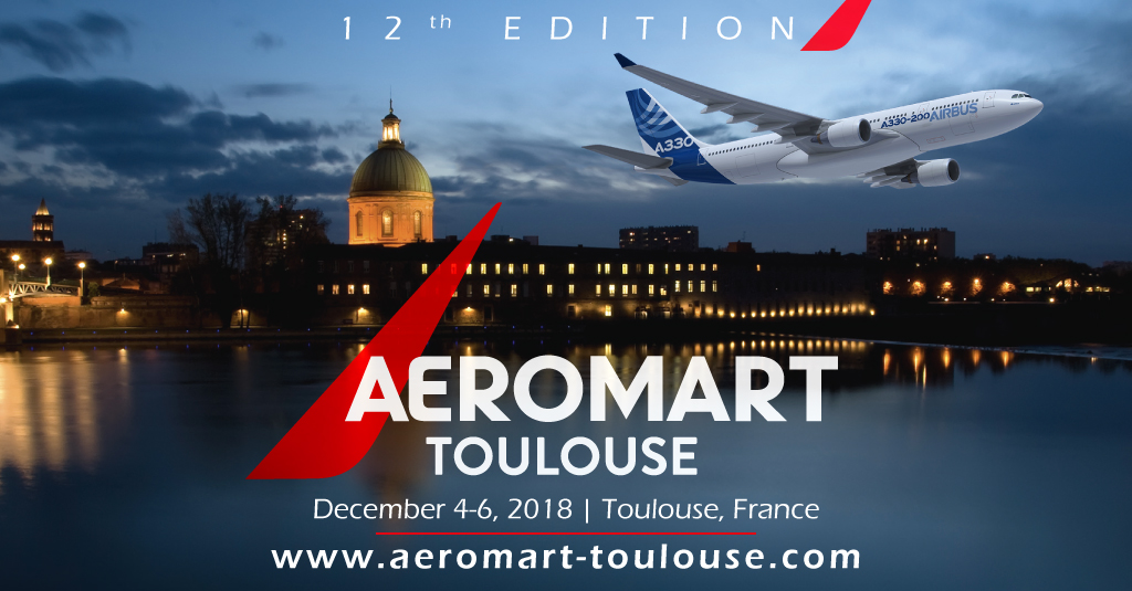 Salon Aeromart 2018