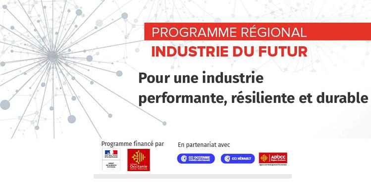 Programme Regional Occitanie Industrie Du Futur